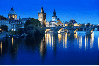 Best Places in Europe are... And the 10th is the Czech Republic
