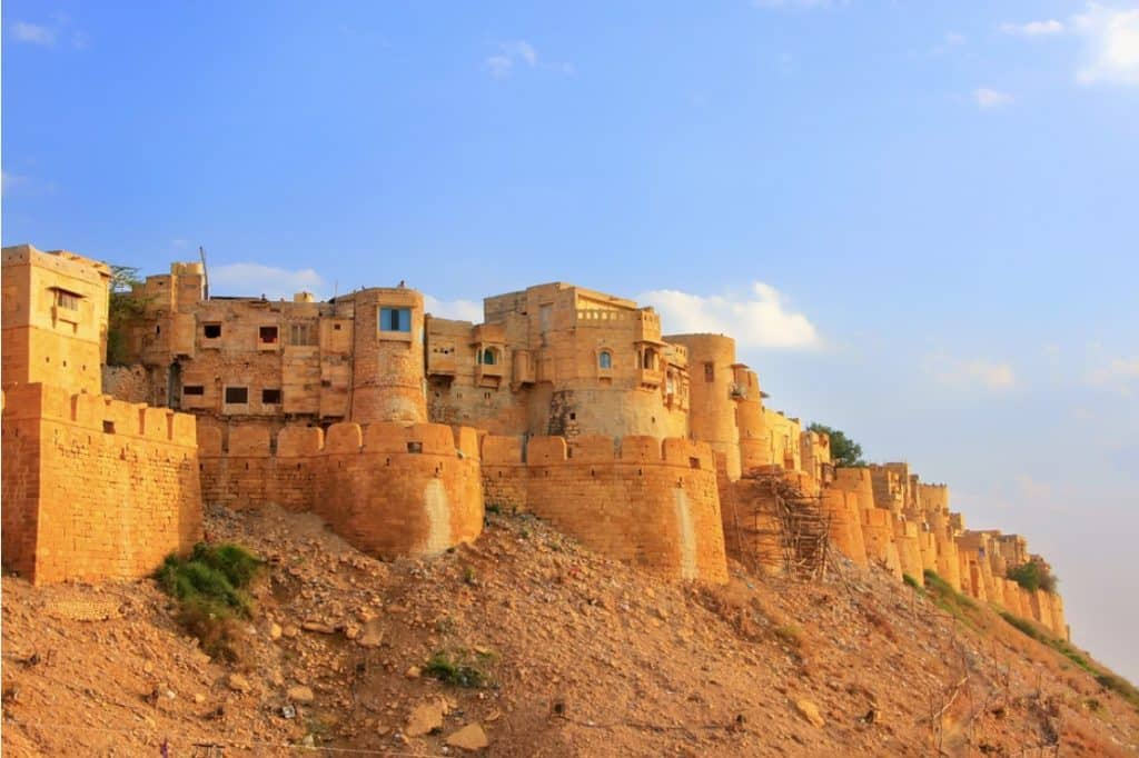 Golden Fort-Jaisalmer