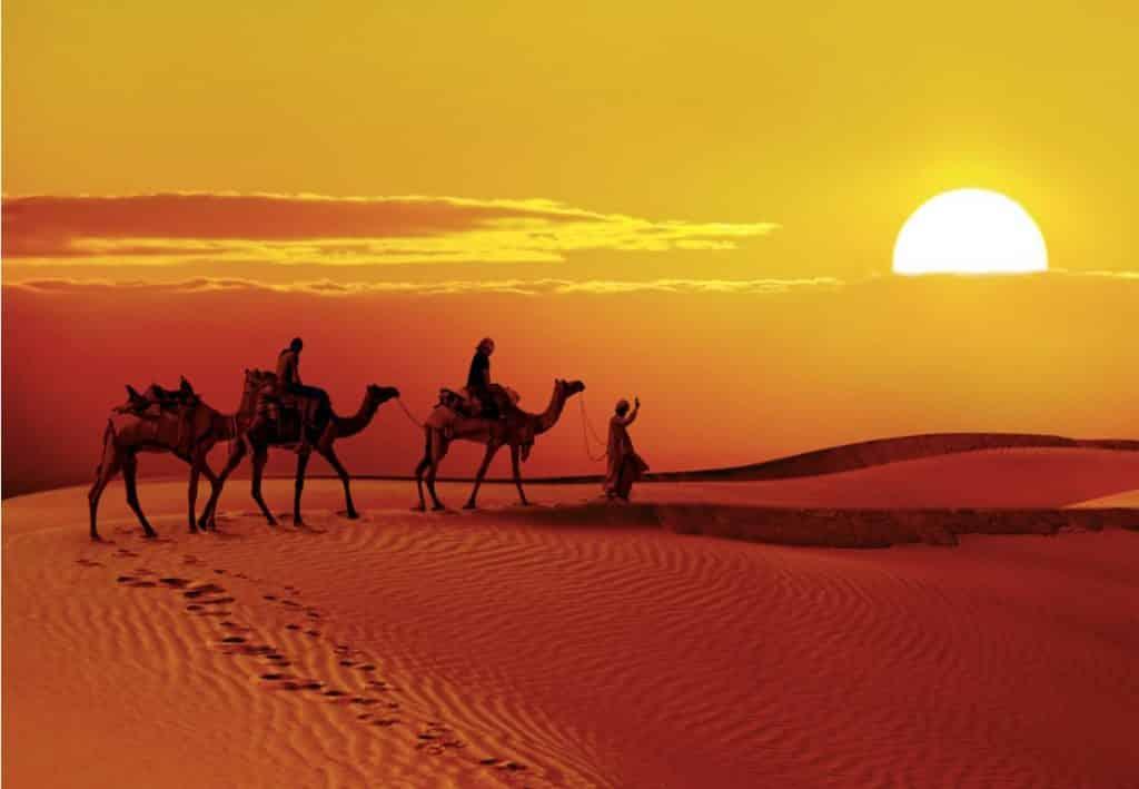 Jaisalmer- Golden Kingdom- best places to visit in India