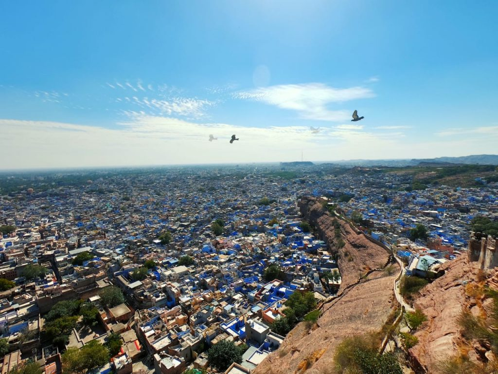 Reasons to Visit Jodhpur-Blue City 2020