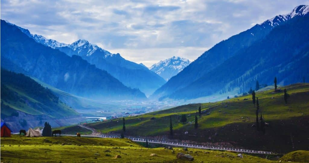 Kashmir: Heaven of India- best places to visit in India