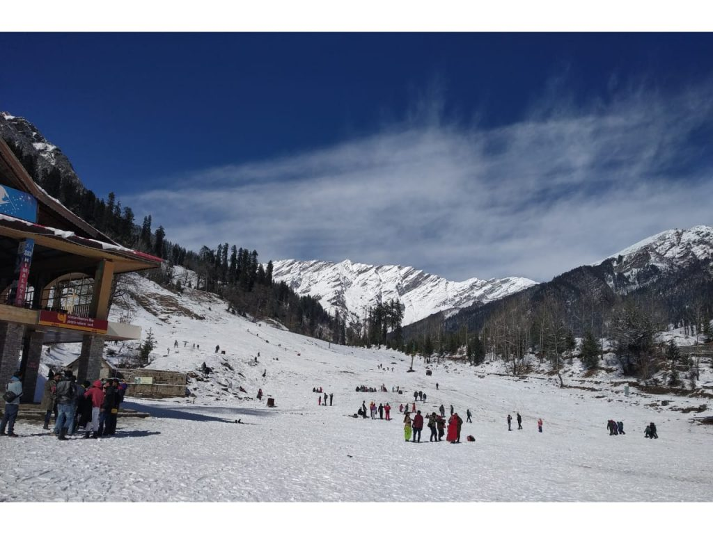An Untold Story of Manali- Suggested Itinerary