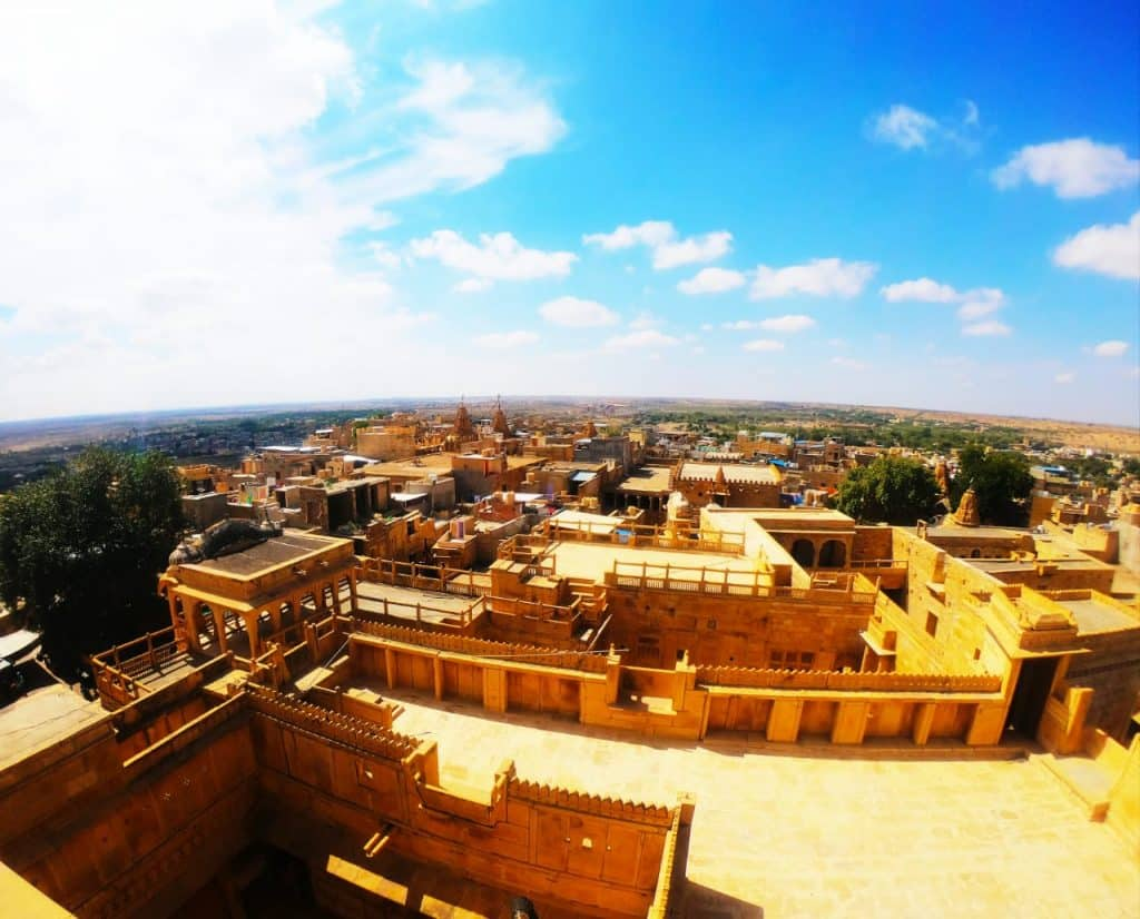 5 Days of Heaven on Earth in Jaisalmer by Pankaj Patidar