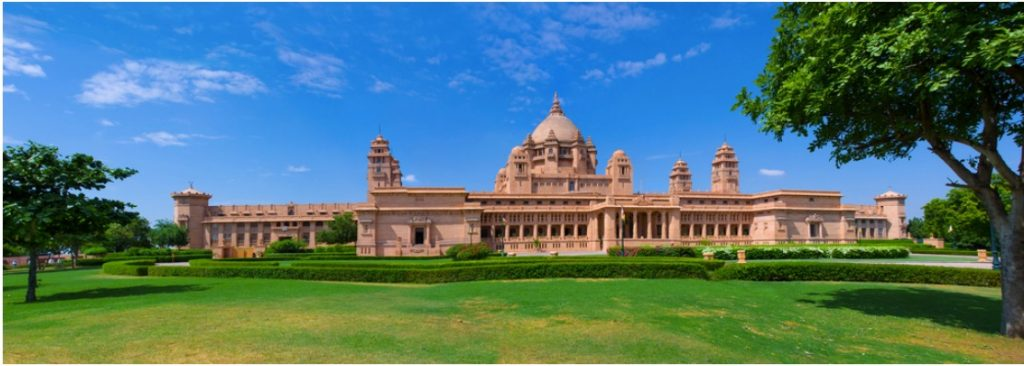 Umaid Bhawan Palace: Best Visiting Places in Jodhpur: Blue City Tourism