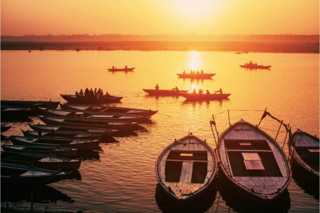 Varanasi: Holy City of the World- beautiful places in India