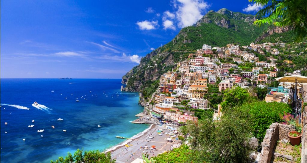 Amalfi- Prominent Coastal City of Europe