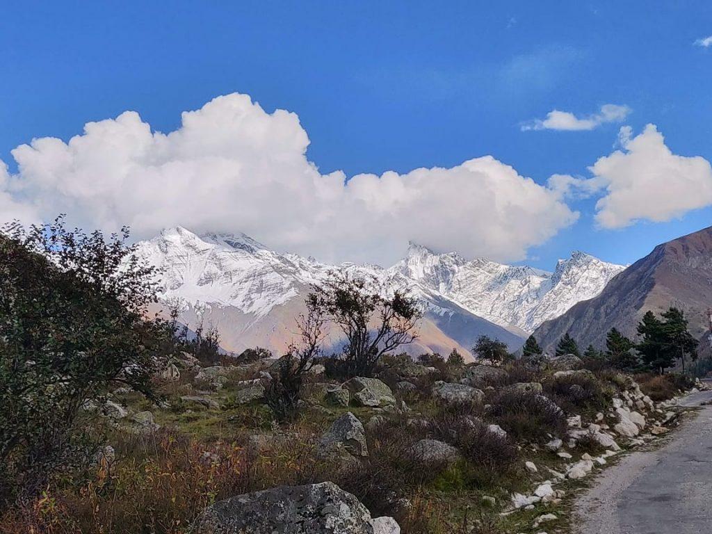 Nepal-Annapurna Mountain