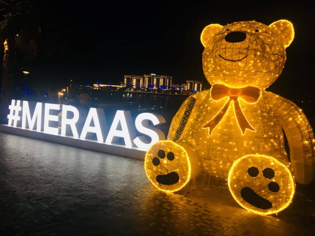 MERAAS Dubai