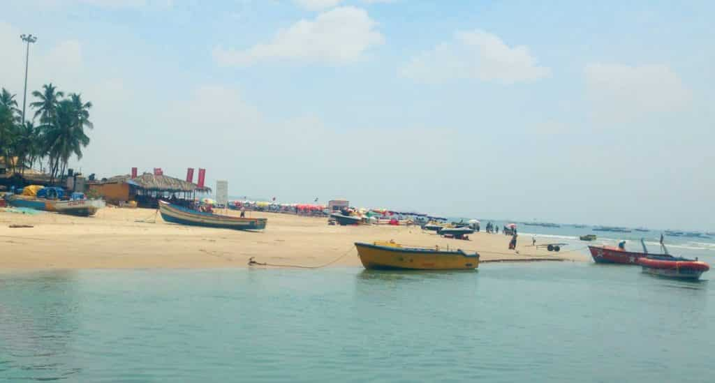 Goa-Bagha-Beach