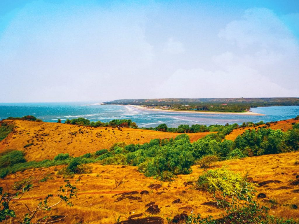 Goa-Bagha-Beach Best Places to Visit in Goa