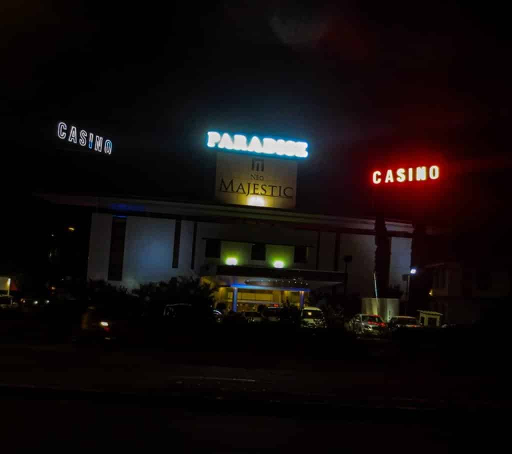 Paradise Majestic Casino- Panjim Road