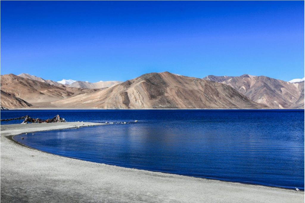 Pangong Tso Lake: One of the Best Places to Visit Leh Ladakh: Top Tourist Destinations