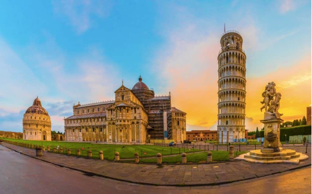 Pisa- Symbolic City of Italy