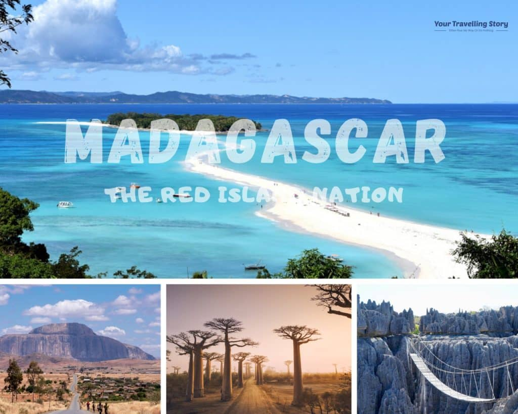 Madagascar secured 4th rank in the biggest island in the world.