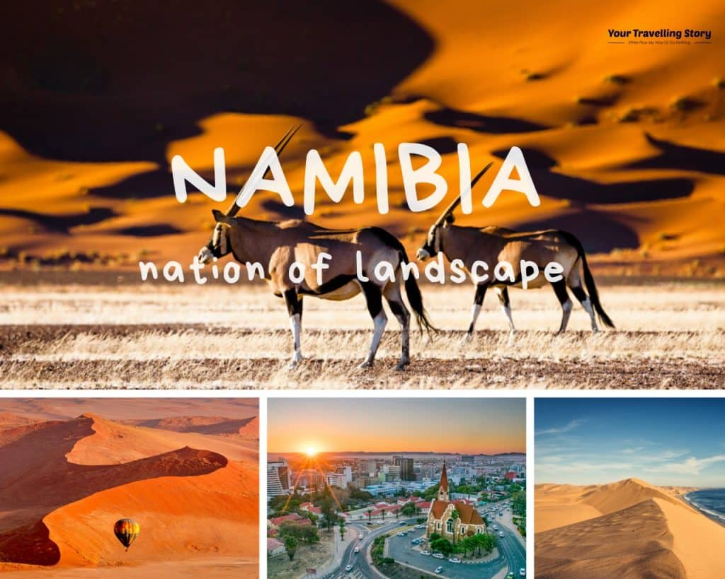 Namibia: Best Places to Visit in Africa: 10 Tourist Destinations, Safari