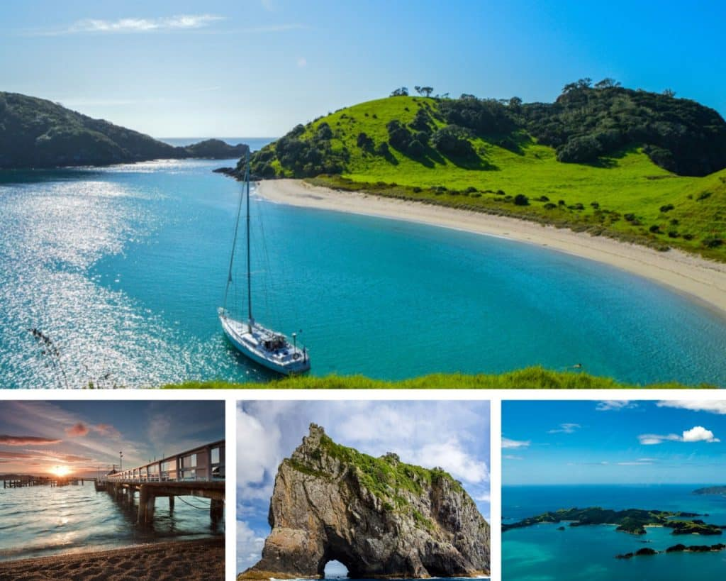 Bay of islands, New-Zealand Toursim & Best Visiting Places