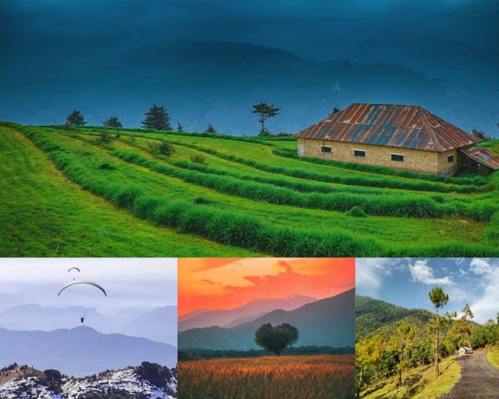 Bir-Billing (Himachal Pradesh)- Best hill Station in India