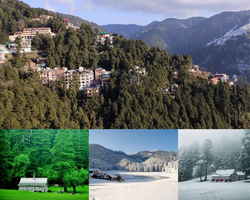Khajjiar: Switzerland of India (Himachal Pradesh)