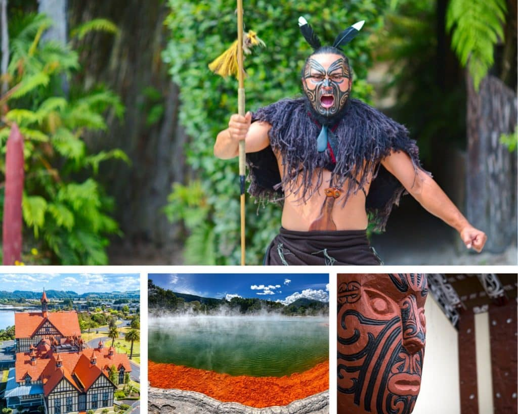 ROTORUA- Pearl of New Zealand Tourism