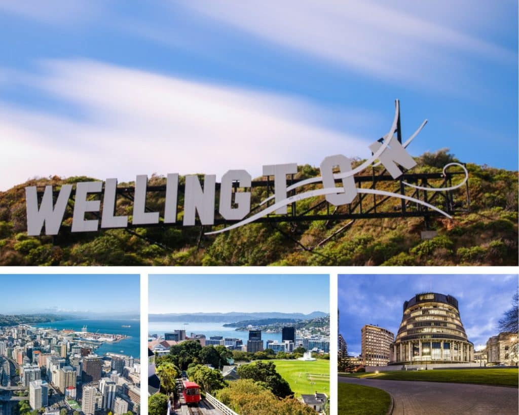 WELLINGTON- The pride city & the best places to Visit in Newzealand