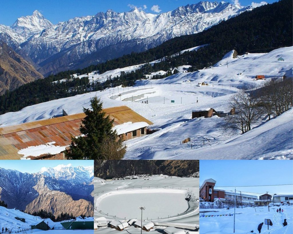 Auli and Almora- INDIA- Best honeymoon Destinations
