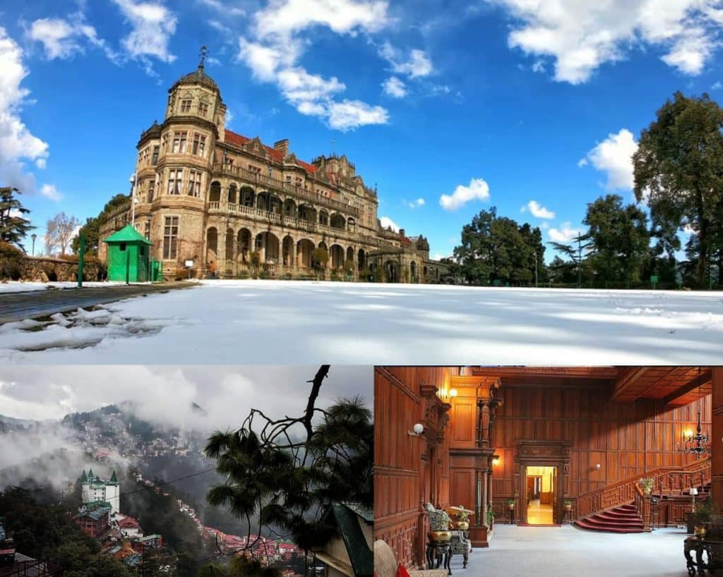 Indian Institute of Advanced Studies: Shimla Visiting Places