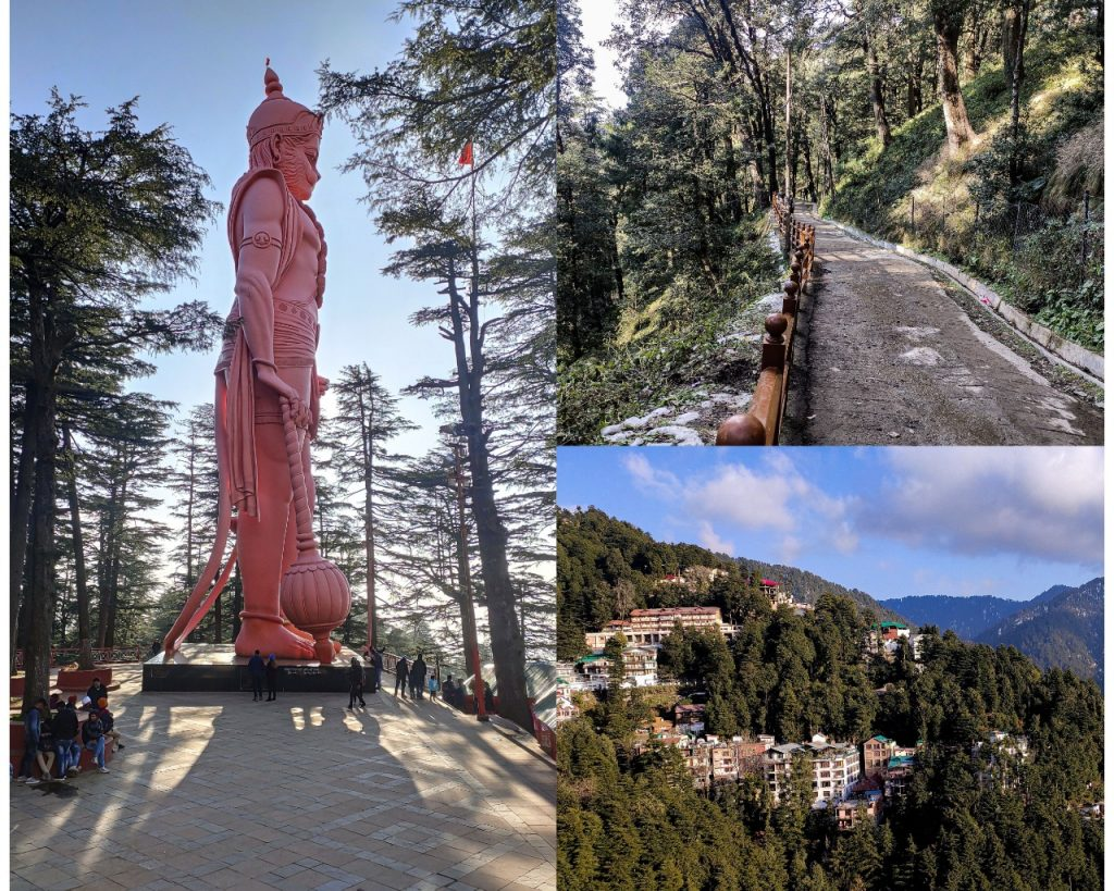Jakhoo Temple: one of the most visiting places in Shimla