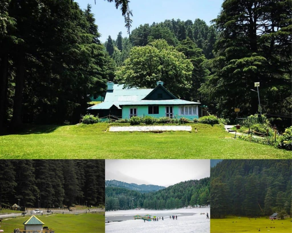 Khajjiar- Switzerland of India- perfect spot for Honeymmon