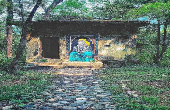 Beatles Aashram, top tourist destinations in Rishikesh, Uttarakhand