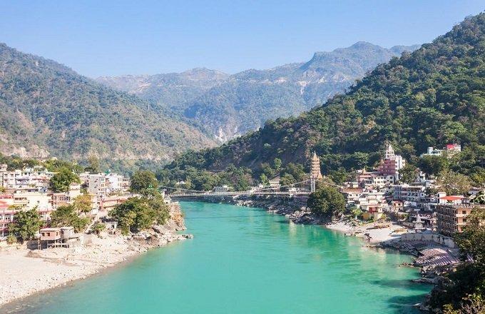 Best visiting places in Rishikesh, Uttarakhand