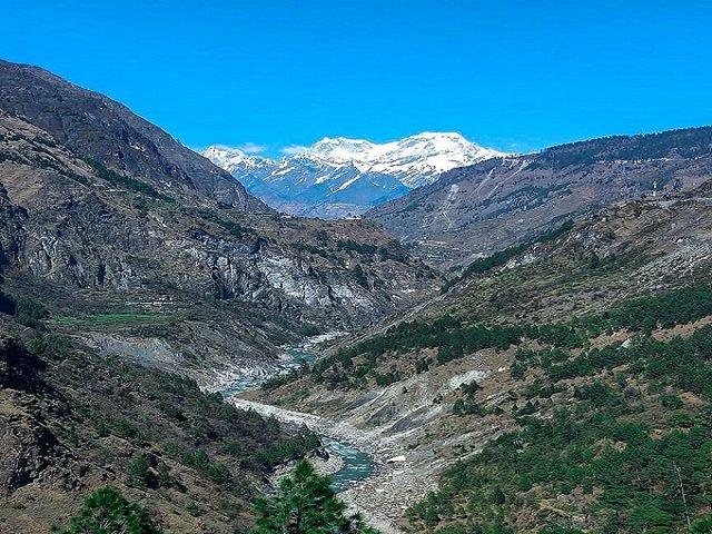 Hathi Parvat Trek- Uttarakhand-Best visiting places in Badrinath