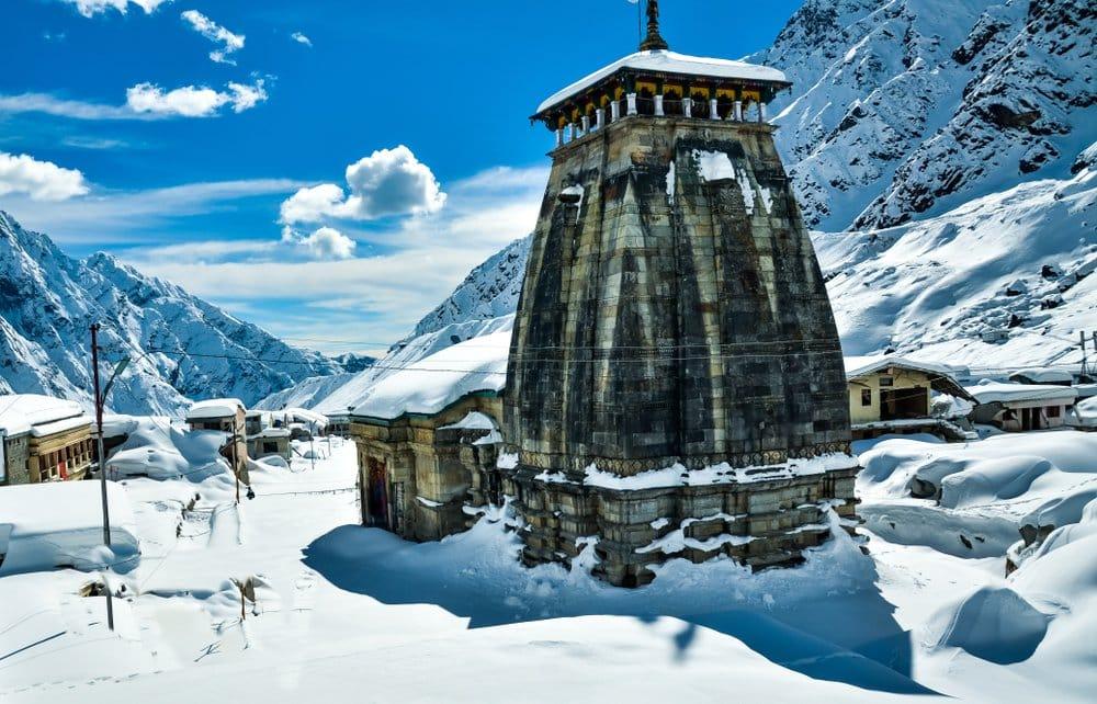 Kedarnath Temple- Top Tourist destination in Uttarakhand, India