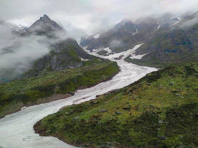 Mana Pass, Badrinath- Uttarakhand (Last Indian Village)
