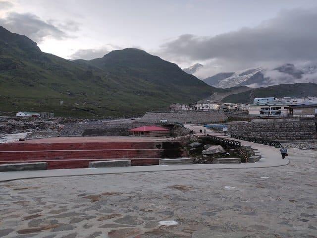 Mandakini River Ghat- Perfect Tourist Destination and top visiting places in Kedarnath