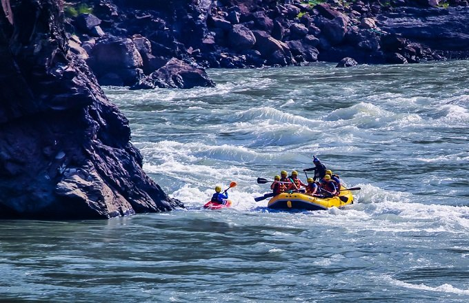 River Rafting Rishikesh- Best Adventure Sports Activity in India