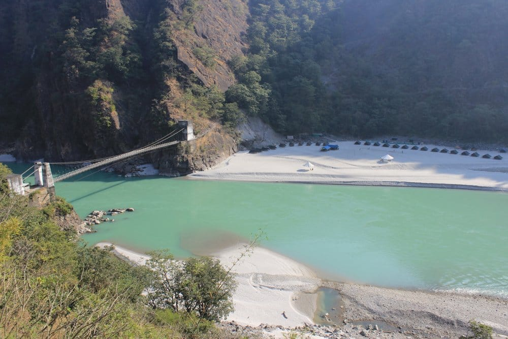 camping near river Ganga: Best thing to do in Haridwar and Rishikesh