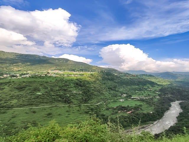 Road to Ukhimath, Kedarnath, Uttarakhand
